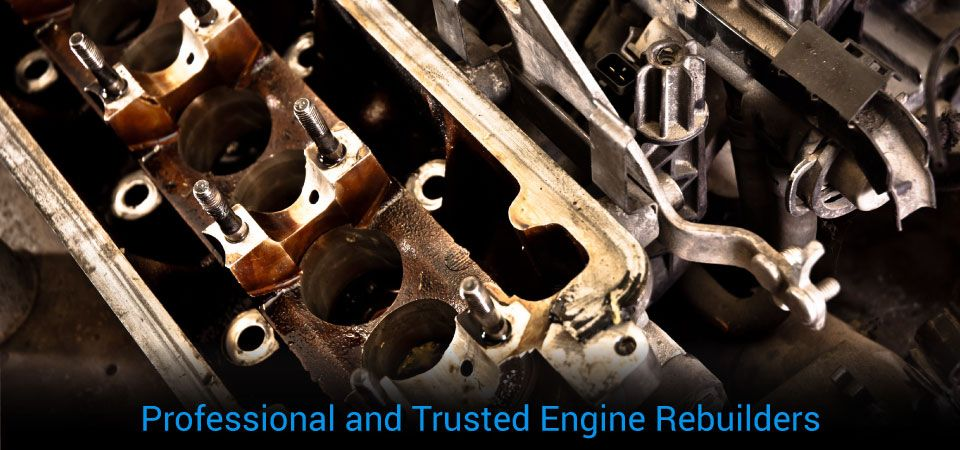 Professional and Trusted Engine Rebuilders
