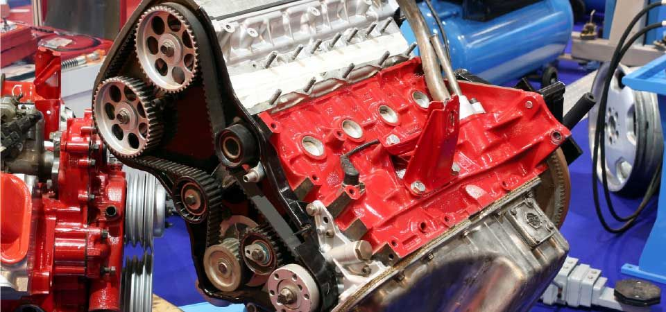 Custom Engine Rebuilding, car engine